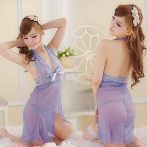 Sexy Babydoll with T-back BD002PP