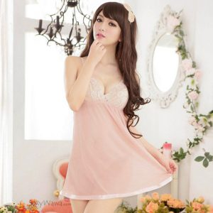 Sexy Babydoll with T-back BD058