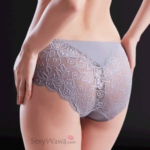 Plus Size Sexy Panties G-String SMM9282GY