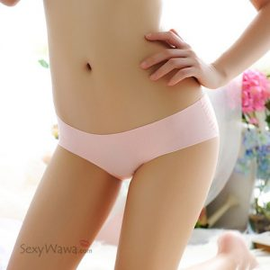 Pink Ice Silk Sexy Panties G-String GS030PK