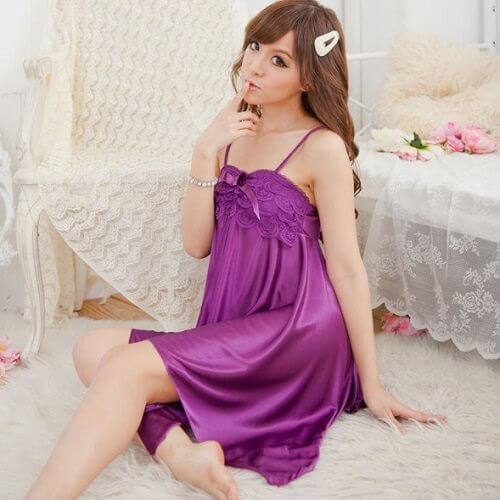 Sexy Babydoll with T-back BD013PP