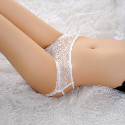 Sexy Panties G-String GS041WH