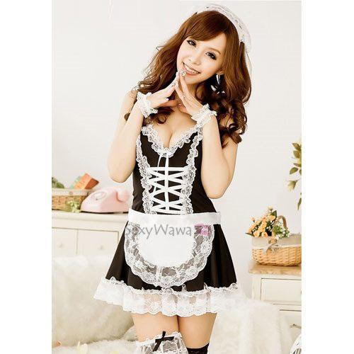 Temptation Sexy Maid Service MD002