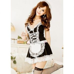 Temptation Sexy Maid Service MD002