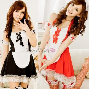 Temptation Sexy Maid Service MD003