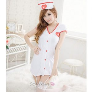 Sexy Nurse Suit NS002