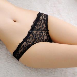 Sexy Panties Thong TB015BK