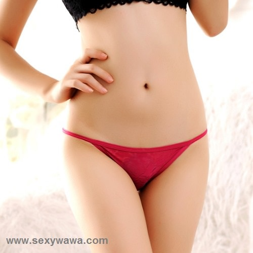 Red Sexy Panties G-String GS002RD