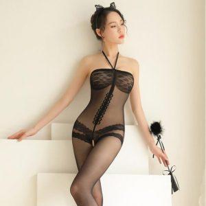 Sexy Pantyhose Body Stocking SKB018
