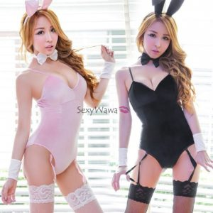 Sexy Bunny Rabbit Costume AN006