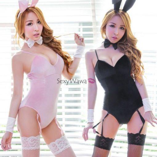 Sexy Bunny Rabbit Costume AN006