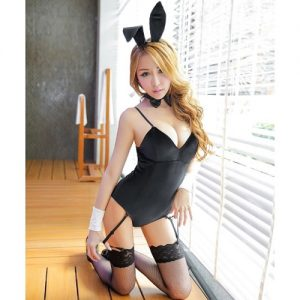 Sexy Bunny Rabbit Costume AN006BK