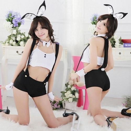 Sexy Bunny Rabbit Costume AN013
