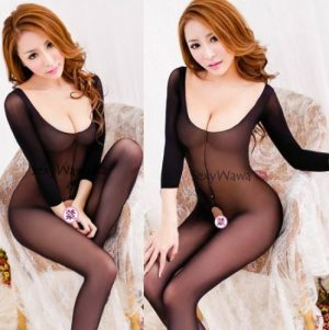 Sexy Pantyhose Body Stocking SKB006