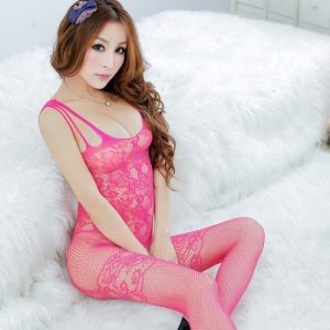Sexy Transparent Fishnet Body Stocking SKB015RS