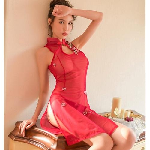 Sexy Cheongsam CH005RD