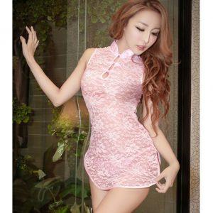 Sexy Cheongsam CH006PK