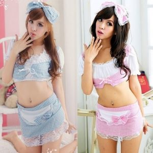 Temptation Sexy Maid Service MD004