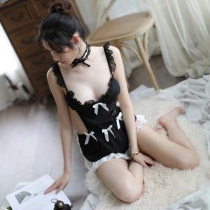 Sexy Maid Service MD005BK