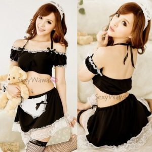 Temptation Sexy Maid Service MD006