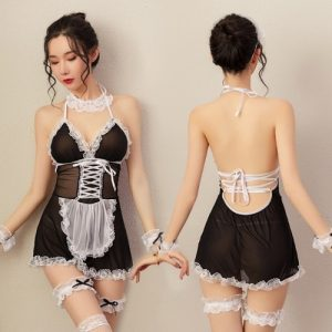Temptation Sexy Maid Service MD007