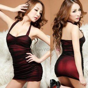 Temptation Nightclub Dress NC002RD
