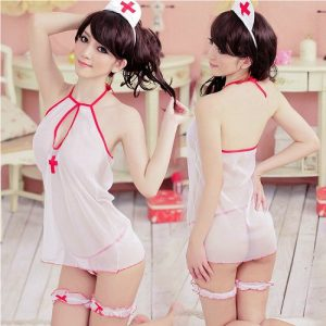 Sexy Nurse Suit NS004