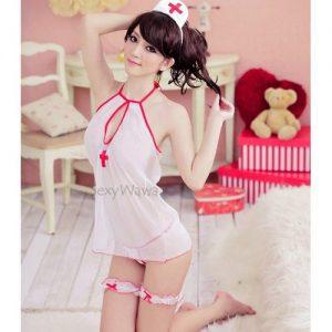 Sexy Nurse Suit NS004