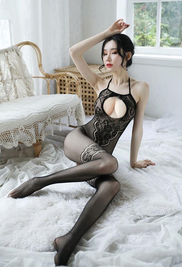 Sexy Fishnet Body Stocking SKB025