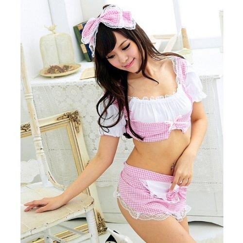 Temptation Sexy Maid Service MD004PK