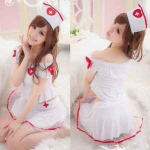 Sexy Nurse Suit NS003