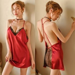 Sexy Babydoll with T-back BD031RD