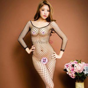 Sexy Fishnet Body Stocking SKB029
