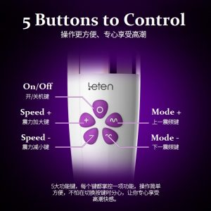 5 Buttons to Control