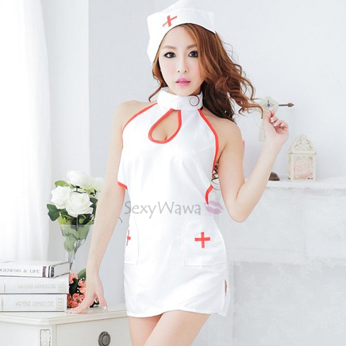 Sexy Nurse Suit NS008