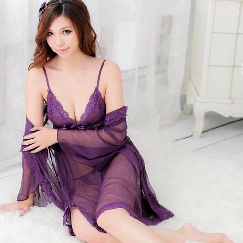 Sexy Pyjamas with Babydoll PJ007PP