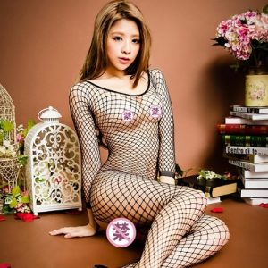 Sexy Fishnet Body Stocking SKB029