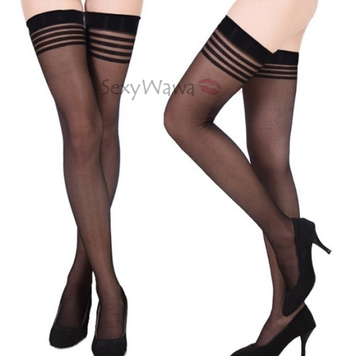 Pantyhose Stocking SKL003BK