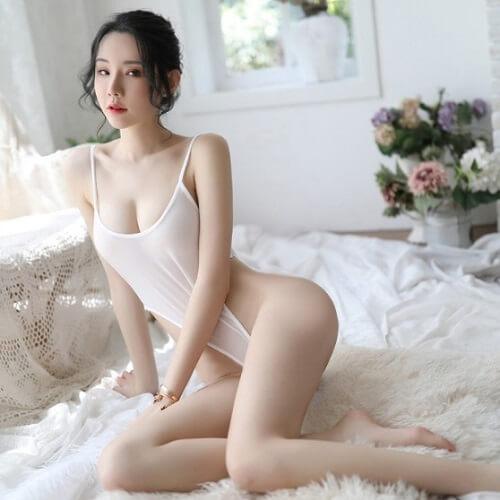 Sexy Teddy TD013WH