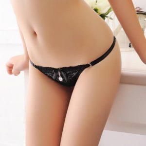 Sexy Panties Thong TB021BK