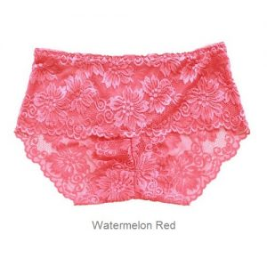 Watermelon Red Sexy Panties G-String GS045WR