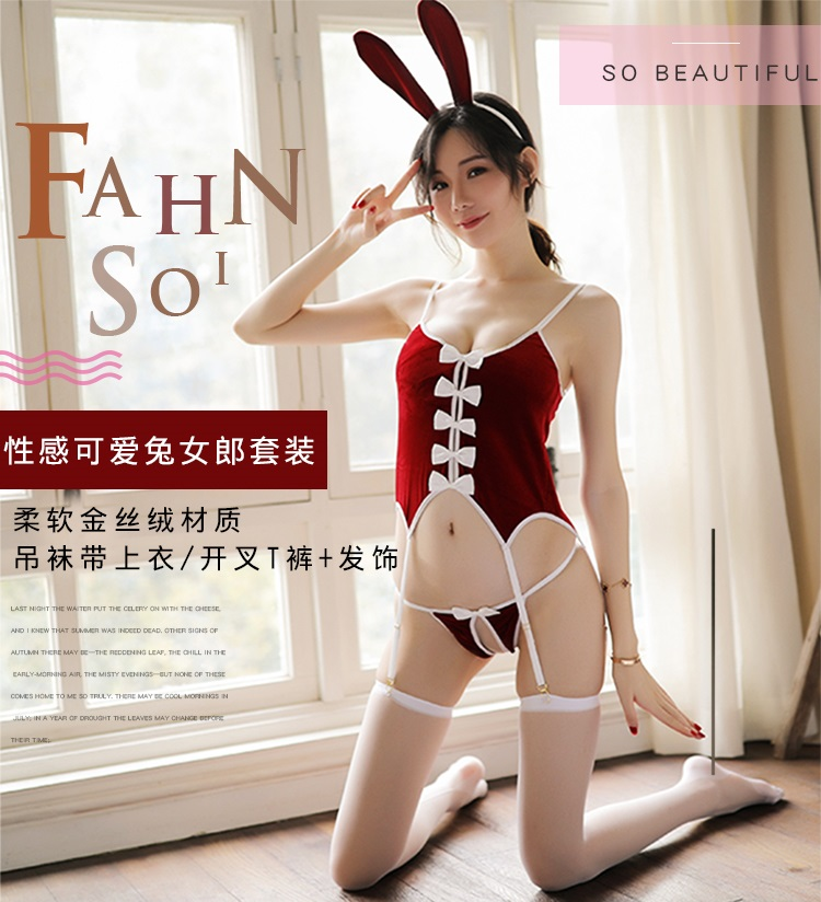 Sexy Bunny Rabbit Costume AN009