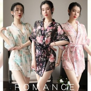 Sexy Kimono Pyjamas KM012