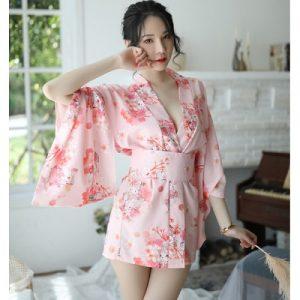 Japanese Sexy Kimono KM016