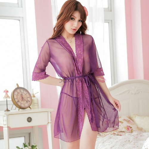 Sexy Pyjamas with T-back PJ006PP