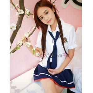 Student School Uniform Costumes SD006