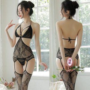 Sexy Fishnet Body Stocking SKB013