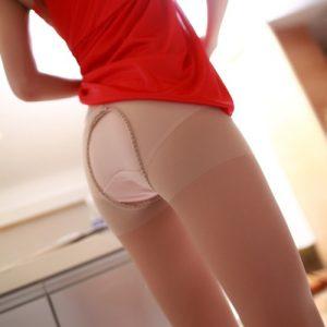 Sexy Transparent Pantyhose Stocking XL7107SK