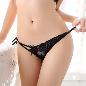 Sexy Panties Thong TB030BK