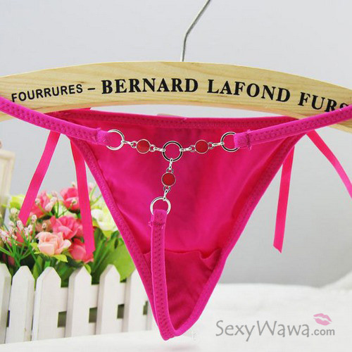 Rose Sexy Panties Thong TB012RS
